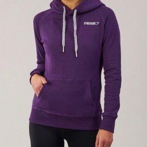 Purple Gymshark Hoodie